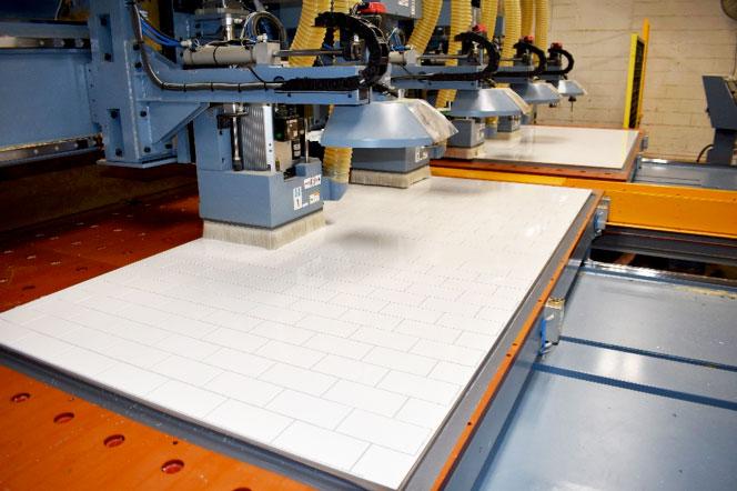 Panel Processing