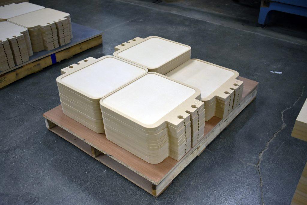 Wood component