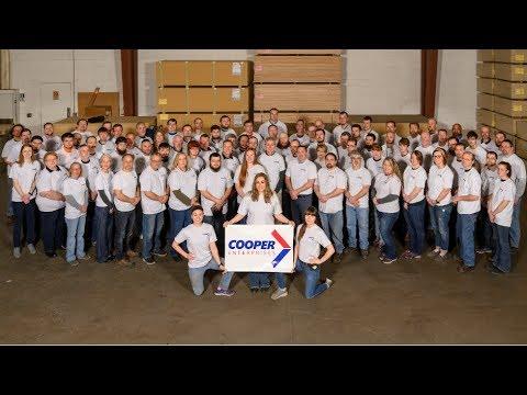Working at Cooper Enterprises