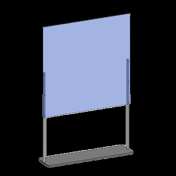Freestanding Floor Divider