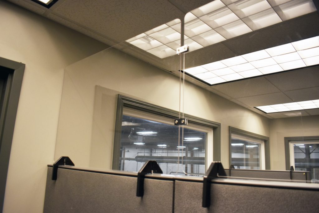 Cubicle Wall Extender