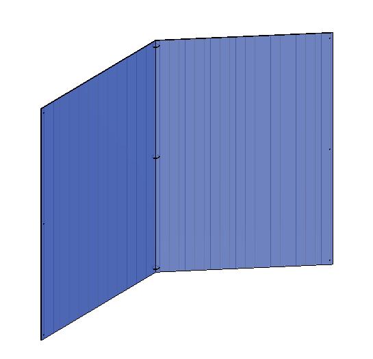 Folding Panel Floor