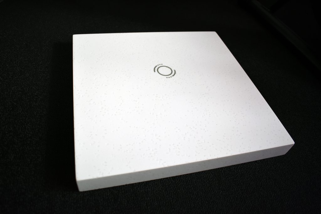 Intentek solid surface sample